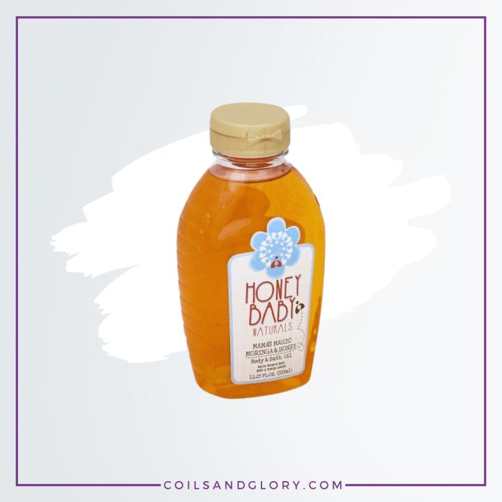 Honey Baby Naturals Mama's Magic Moringa & Honey Oil