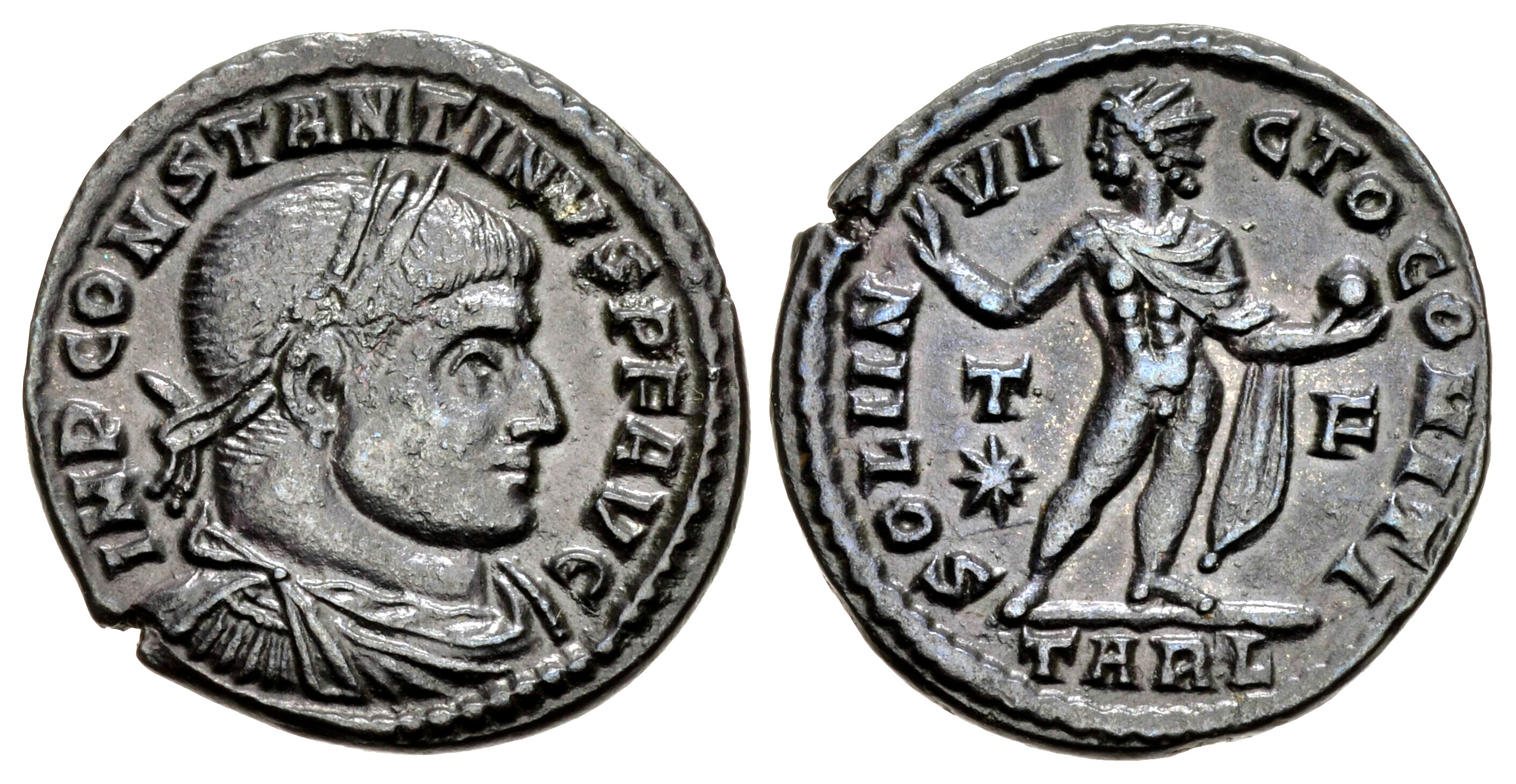 Coinarchives Search Results Follis