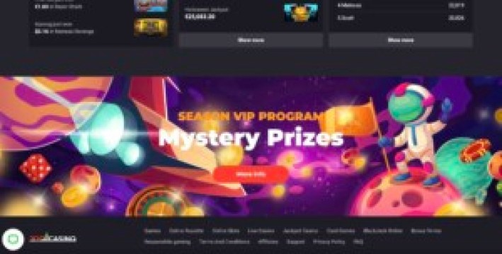 Mystery Prizes at JooCasino