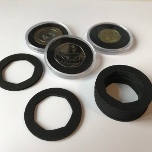 Coin Capsules & Coin Inserts