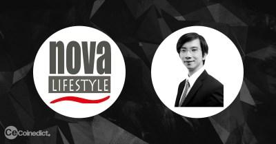 Nova LifeStyle New CTO