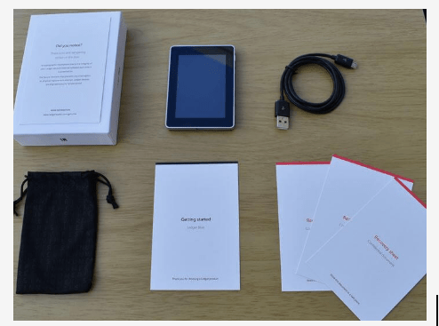Ledger Wallet Package