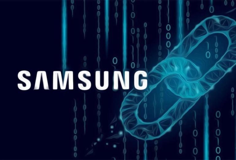 Samsung in Blockchain