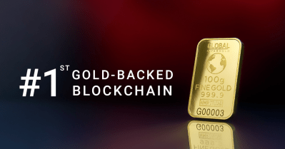 World's-First-Gold-Backed-Blockchain-Crowdsale-Launching