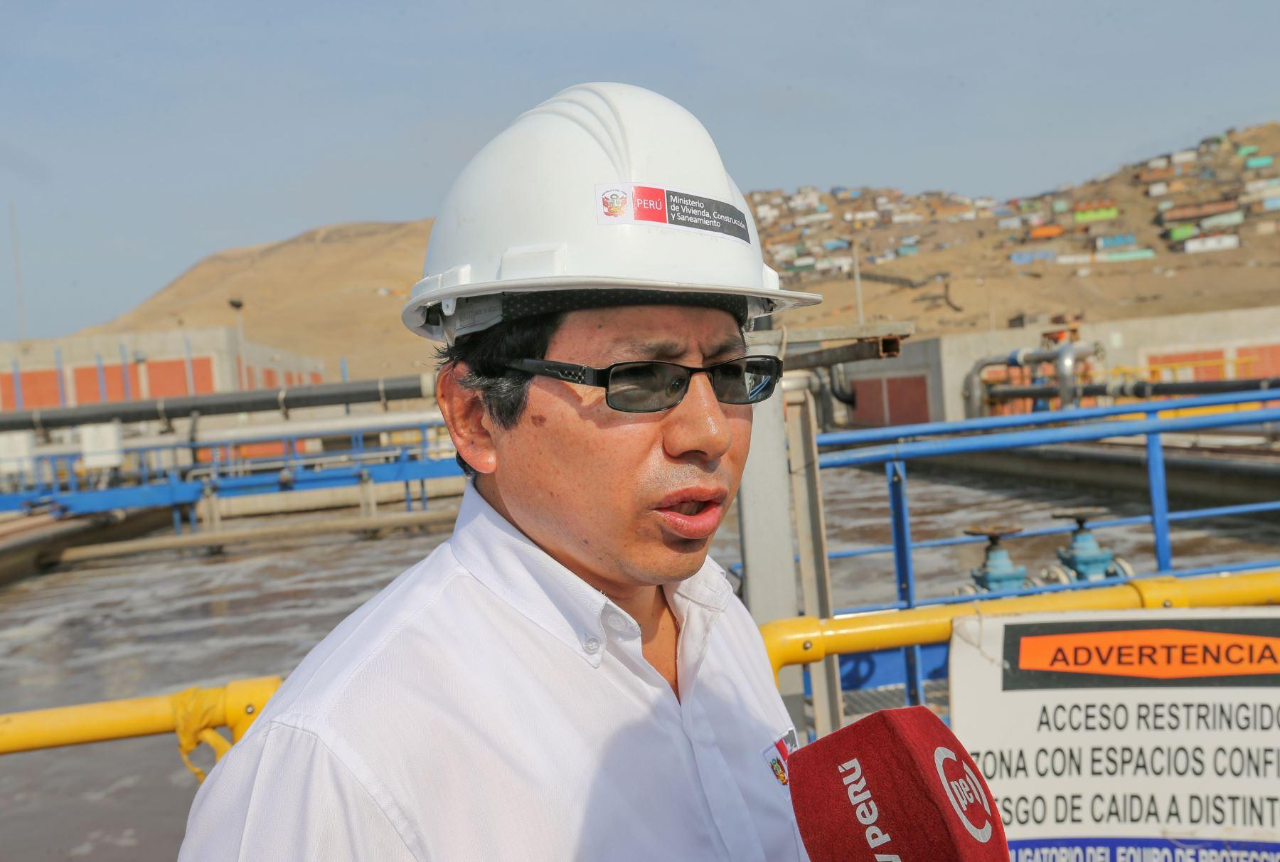 sector construcción en perú