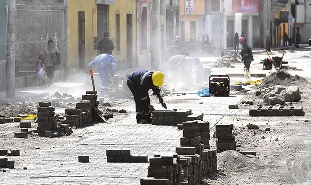 sector construcción se beneficiará