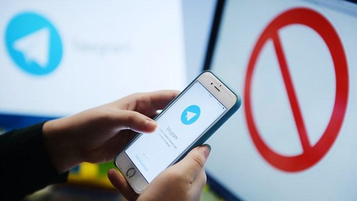 Rusia bloquea app de Telegram