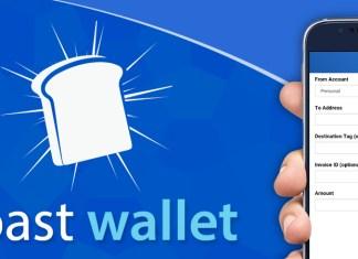 toast wallet