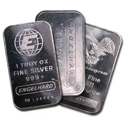 Silver Bars Cost
