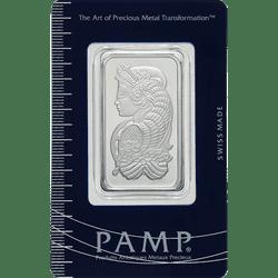 PAMP Platinum Bars