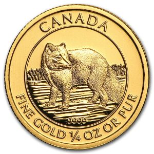 Canadian Commemorative Gold