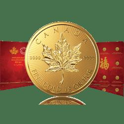 Gold Maplegram