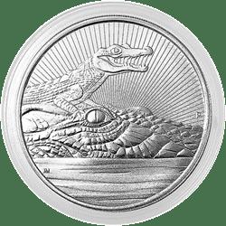 Australian Silver Crocodile