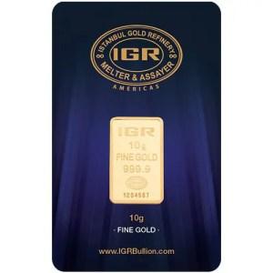 IGR Gold