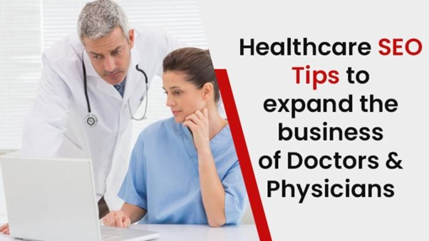 Description: Healthcare SEO Tips to expand the business of Doctors.jpg