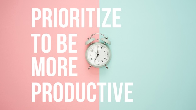 Prioritization is another essential skill in the repertoire of the SMB business owner and decision-maker.