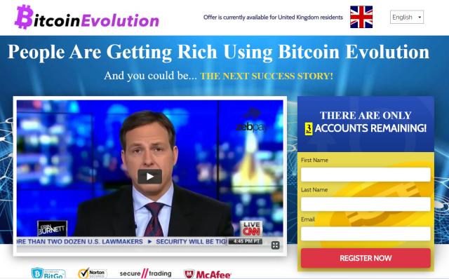 è l'evoluzione di bitcoin legittima