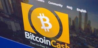 Bitcoin Cash BCH Hard Fork