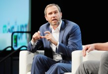 Ripple XRP Brad Garlinghouse