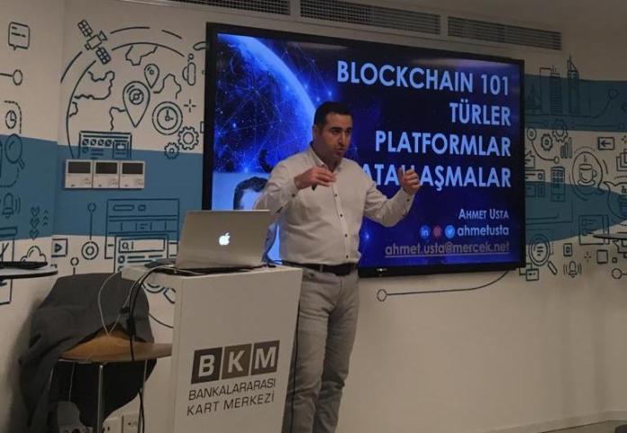 Ahmet Usta Blockchain Podcast