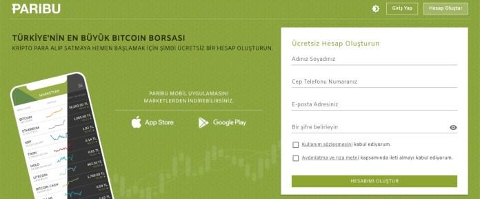 Bitcoin nasıl satın alınır? Paribu