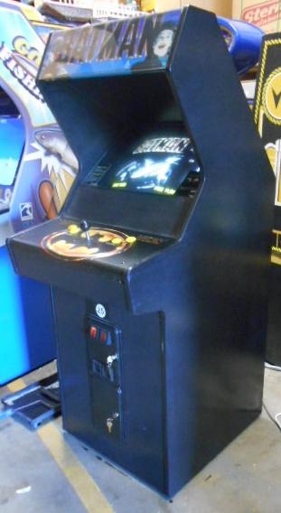 Batman Upright Arcade Machine Game For Sale By Atari