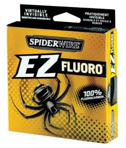 Fil de Spider EX paraffine pour 100% fluorocarbone 0,9kilogram 200yds