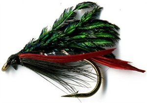 Generic Alexandra Wet Fly Taille 10x 3