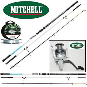 Mitchell Pack Surf/Digue Tanager Canne + Moulinet + Nylon