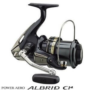 Moulinet Power Aero Albrid CI4 STD