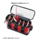 Shimano WB-235I Sephia Eging Bag Jig Storage Size M 9 x 18.5 x 18cm Black 703934