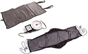 Accessoire King Carp de pêche – À offrir –Sac de pesée, tapis de réception et balance jusqu'à 22kg [27-00064]