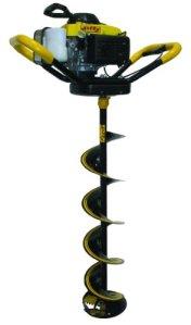 Jiffy 41-08-All 4G 4Temps Stealth STX Tarière Assembly, 20,3cm