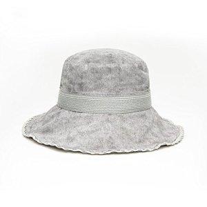 SCJS Chapeau Simple et élégant Loisirs de Plein air Grand Cool pêcheur de Protection Solaire ZHAOSHUNLI