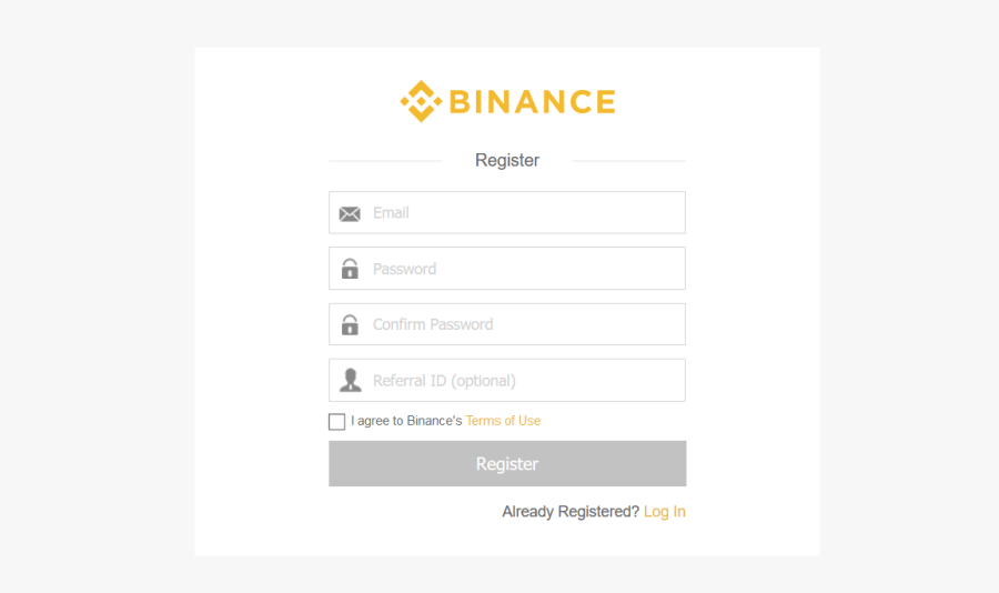 register-on-binance