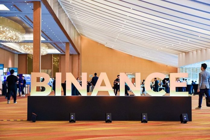 Photo: Binance / Instagram