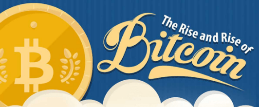 Bitcoin Infographic: Development and Evolution