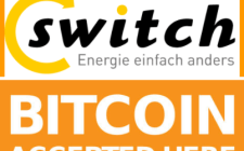 The German and Austrian energy provider Switch now accepts Bitcoin!