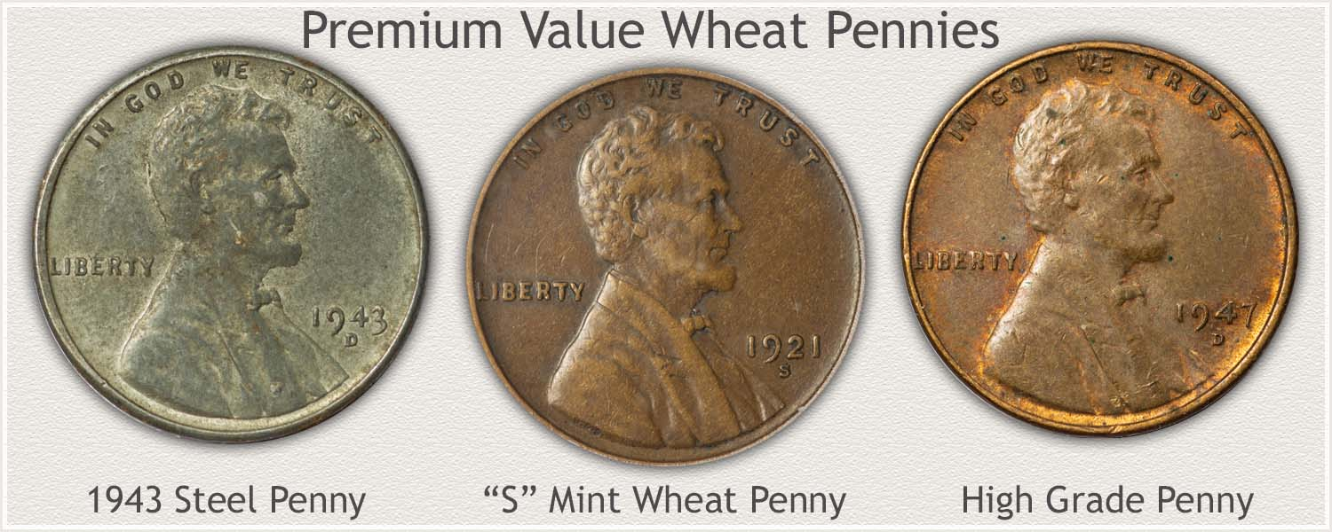 1943 Lincoln Wheat Penny