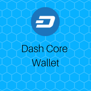 Dash Core Wallets