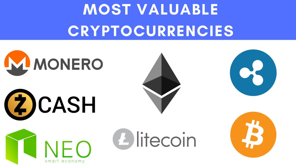 valuable cryptocurrency