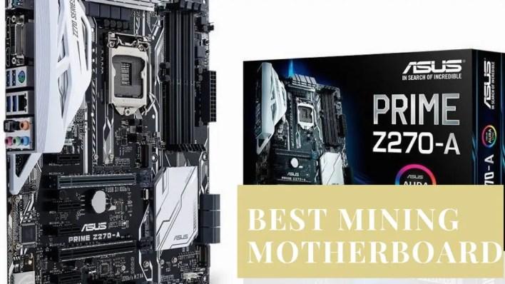 Best Mining Motherboard