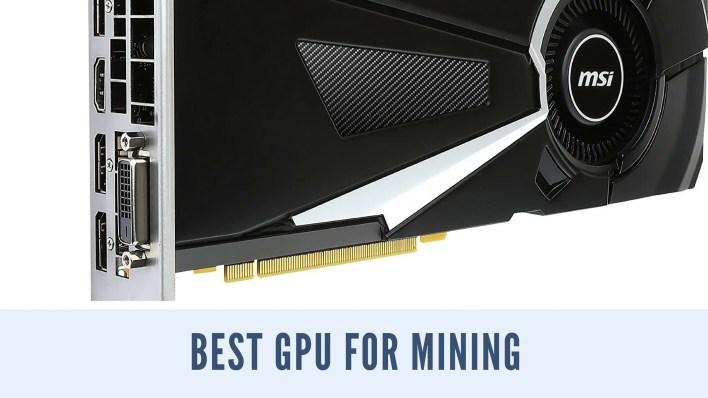 Mining GPU