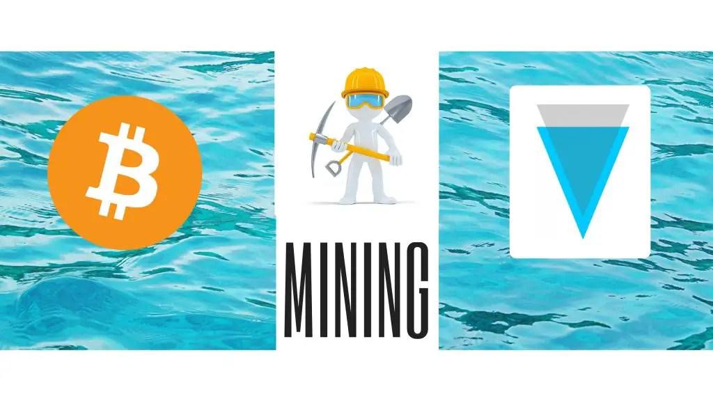 Mining XVG Vs BTC