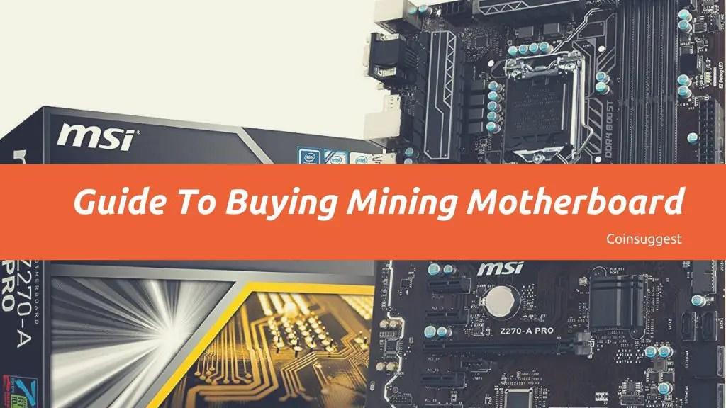 mining motherboard