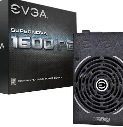 EVGA 1600W PSU