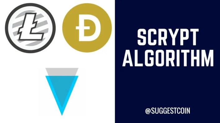 Scrypt coins