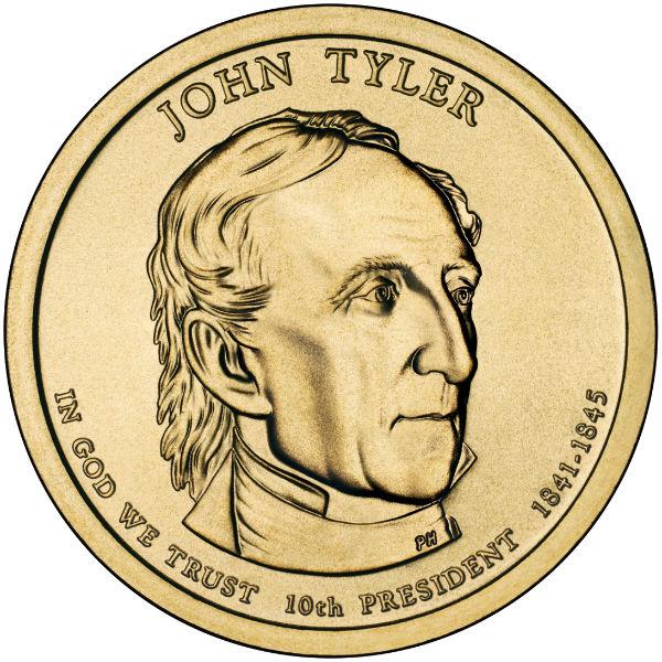 2009D $1 Tyler 25-Coin Roll