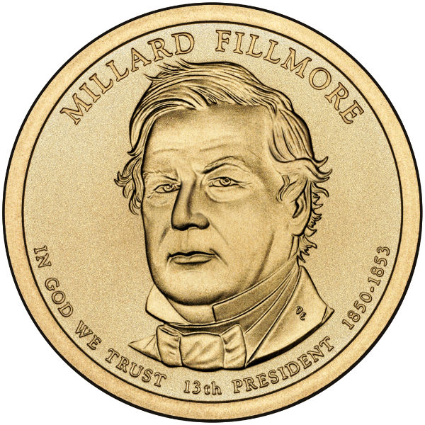 2010P $1 Fillmore