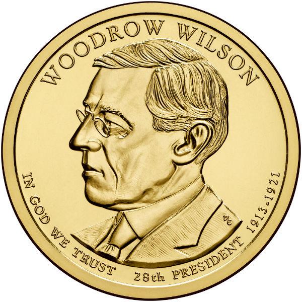 2013P $1 Wilson